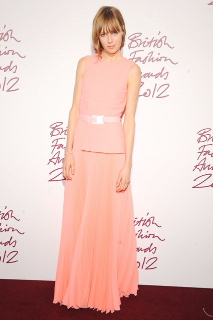 christopher-kane-pink-dresses-edie-campbell
