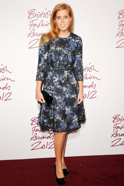 Erdem-Floral-Dress-2013-Princess-Beatrice