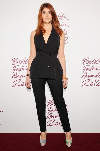 Stella McCartney jumpsuit-Gemma-Arterton