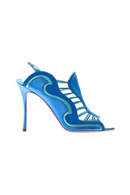 Blue-High-Heel-Shoes